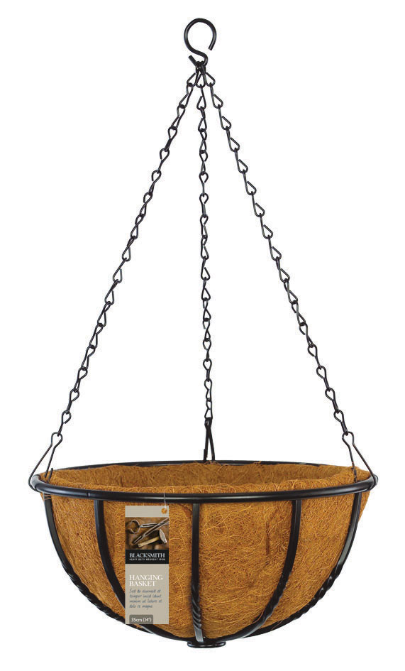 Hanging Baskets And Coco Liners Uk Garden Products