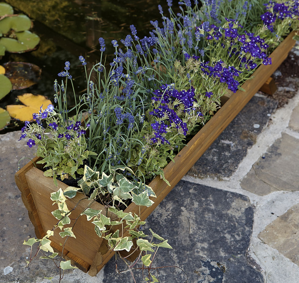 Tom Chambers Sutton Trough Planter Uk Garden Products