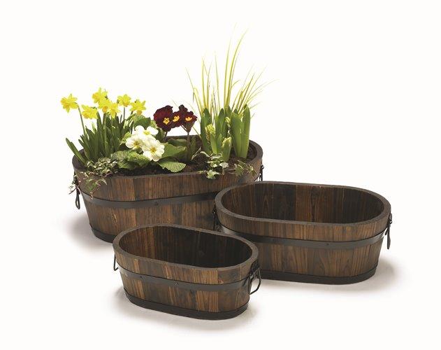 Yorkshire Trug Planter Uk Garden Products