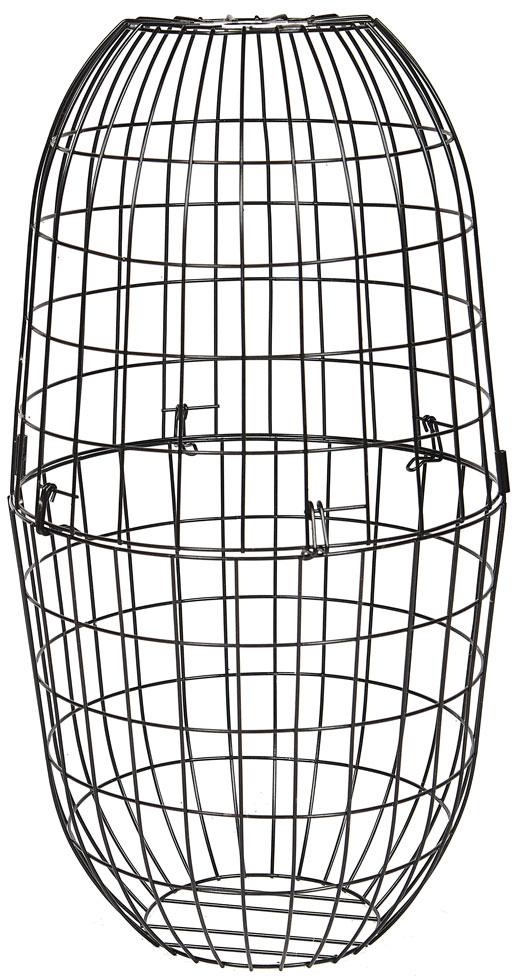 Large Metal Squirrel Proof Blocking Wire Cage for Wild Bird Feeders