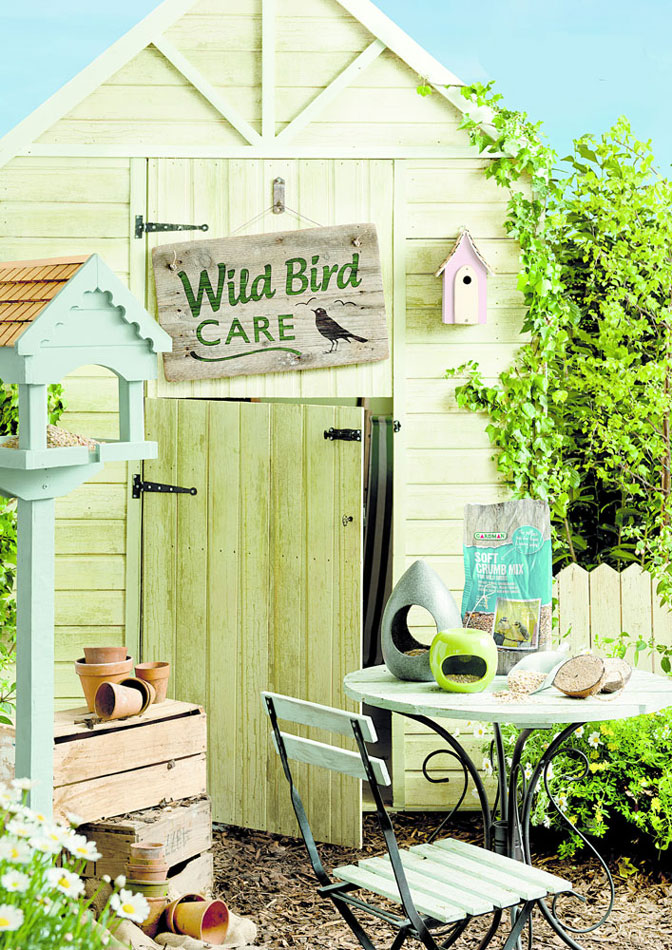 Bird Care and Wildlife image